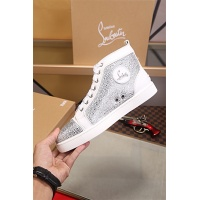 Christian Louboutin CL High Tops Shoes For Men #464155