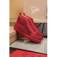 Christian Louboutin CL High Tops Shoes For Men #464159