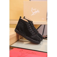 Christian Louboutin CL High Tops Shoes For Men #464164