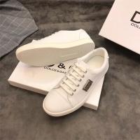 Cheap Dolce&Gabbana D&G Shoes For Men #464180 Replica Wholesale [$77.60 USD] [W#464180] on Replica D&G Casual Shoes