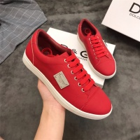 Cheap Dolce&Gabbana D&G Shoes For Men #464183 Replica Wholesale [$77.60 USD] [W#464183] on Replica D&G Casual Shoes