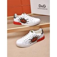 Cheap Dolce&Gabbana D&G Shoes For Men #464191 Replica Wholesale [$79.54 USD] [W#464191] on Replica D&G Casual Shoes