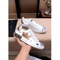 Cheap Dolce&Gabbana D&G Shoes For Men #464192 Replica Wholesale [$82.45 USD] [W#464192] on Replica D&G Casual Shoes