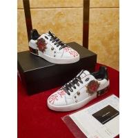 Cheap Dolce&Gabbana D&G Shoes For Men #464193 Replica Wholesale [$82.45 USD] [W#464193] on Replica D&G Casual Shoes