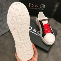 Cheap Dolce&Gabbana D&G Shoes For Men #464204 Replica Wholesale [$75.66 USD] [W#464204] on Replica D&G Casual Shoes