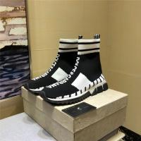 Dolce&Gabbana D&G High Tops Shoes For Men #464215