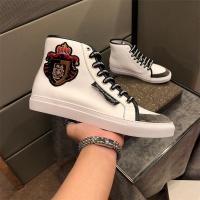 Dolce&Gabbana D&G High Tops Shoes For Men #464218