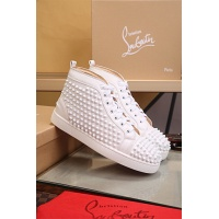 Christian Louboutin CL High Tops Shoes For Men #464237