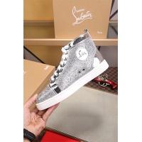 Christian Louboutin CL High Tops Shoes For Women #464252