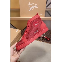 Christian Louboutin CL High Tops Shoes For Women #464257