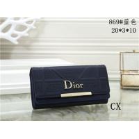 Christian Dior Fashion Wallets #464338