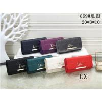 Cheap Christian Dior Fashion Wallets #464338 Replica Wholesale [$16.98 USD] [W#464338] on Replica Dior Wallets