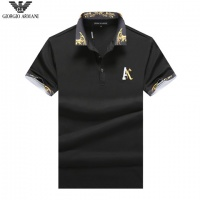 Cheap Armani T-Shirts Short Sleeved Polo For Men #464450 Replica Wholesale [$32.98 USD] [W#464450] on Replica Armani T-Shirts