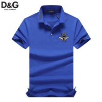 Dolce & Gabbana D&G T-Shirts Short Sleeved Polo For Men #464468