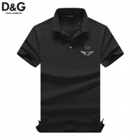 Cheap Dolce & Gabbana D&G T-Shirts Short Sleeved Polo For Men #464469 Replica Wholesale [$32.98 USD] [W#464469] on Replica Dolce & Gabbana D&G T-Shirts