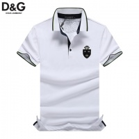 Dolce & Gabbana D&G T-Shirts Short Sleeved Polo For Men #464476