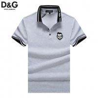 Dolce & Gabbana D&G T-Shirts Short Sleeved Polo For Men #464477