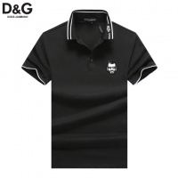 Cheap Dolce & Gabbana D&G T-Shirts Short Sleeved Polo For Men #464478 Replica Wholesale [$32.98 USD] [W#464478] on Replica Dolce & Gabbana D&G T-Shirts