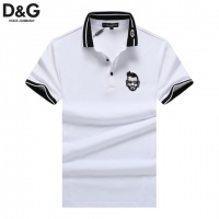 Dolce & Gabbana D&G T-Shirts Short Sleeved Polo For Men #464479
