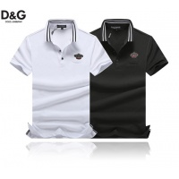 Cheap Dolce & Gabbana D&G T-Shirts Short Sleeved Polo For Men #464481 Replica Wholesale [$32.98 USD] [W#464481] on Replica Dolce & Gabbana D&G T-Shirts