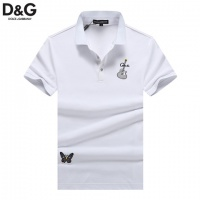 Dolce & Gabbana D&G T-Shirts Short Sleeved Polo For Men #464482