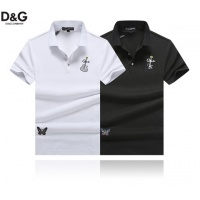 Cheap Dolce & Gabbana D&G T-Shirts Short Sleeved Polo For Men #464482 Replica Wholesale [$32.98 USD] [W#464482] on Replica Dolce & Gabbana D&G T-Shirts