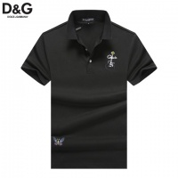 Cheap Dolce & Gabbana D&G T-Shirts Short Sleeved Polo For Men #464483 Replica Wholesale [$32.98 USD] [W#464483] on Replica Dolce & Gabbana D&G T-Shirts