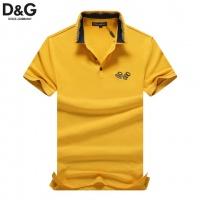 Dolce & Gabbana D&G T-Shirts Short Sleeved Polo For Men #464488