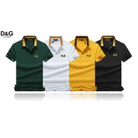Cheap Dolce & Gabbana D&G T-Shirts Short Sleeved Polo For Men #464489 Replica Wholesale [$32.98 USD] [W#464489] on Replica Dolce & Gabbana D&G T-Shirts