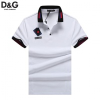 Cheap Dolce & Gabbana D&G T-Shirts Short Sleeved Polo For Men #464491 Replica Wholesale [$32.98 USD] [W#464491] on Replica Dolce & Gabbana D&G T-Shirts