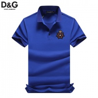 Cheap Dolce & Gabbana D&G T-Shirts Short Sleeved Polo For Men #464496 Replica Wholesale [$32.98 USD] [W#464496] on Replica Dolce & Gabbana D&G T-Shirts