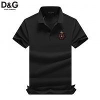 Cheap Dolce & Gabbana D&G T-Shirts Short Sleeved Polo For Men #464497 Replica Wholesale [$32.98 USD] [W#464497] on Replica Dolce & Gabbana D&G T-Shirts