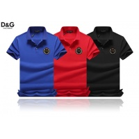 Cheap Dolce & Gabbana D&G T-Shirts Short Sleeved Polo For Men #464501 Replica Wholesale [$32.98 USD] [W#464501] on Replica Dolce & Gabbana D&G T-Shirts