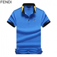 Fendi T-Shirts Short Sleeved Polo For Men #464503
