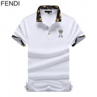 Cheap Fendi T-Shirts Short Sleeved Polo For Men #464506 Replica Wholesale [$32.98 USD] [W#464506] on Replica Fendi T-Shirts