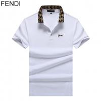 Fendi T-Shirts Short Sleeved Polo For Men #464508