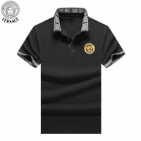 Cheap Versace T-Shirts Short Sleeved Polo For Men #464526 Replica Wholesale [$32.98 USD] [W#464526] on Replica Versace T-Shirts