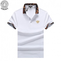 Cheap Versace T-Shirts Short Sleeved Polo For Men #464527 Replica Wholesale [$32.98 USD] [W#464527] on Replica Versace T-Shirts