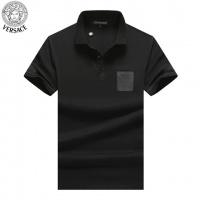 Cheap Versace T-Shirts Short Sleeved Polo For Men #464530 Replica Wholesale [$32.98 USD] [W#464530] on Replica Versace T-Shirts