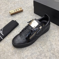 Cheap Giuseppe Zanotti GZ Shoes For Men #464556 Replica Wholesale [$79.54 USD] [W#464556] on Replica Giuseppe Zanotti Shoes