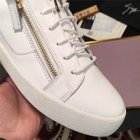 Cheap Giuseppe Zanotti GZ Shoes For Men #464559 Replica Wholesale [$77.60 USD] [W#464559] on Replica Giuseppe Zanotti Shoes