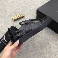 Cheap Giuseppe Zanotti GZ Shoes For Men #464562 Replica Wholesale [$79.54 USD] [W#464562] on Replica Giuseppe Zanotti Shoes