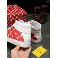 Cheap Supreme High Tops Shoes For Men #464565 Replica Wholesale [$72.75 USD] [W#464565] on Replica Supreme Fashion Shoes
