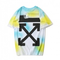 Cheap Off-White T-Shirts Short Sleeved O-Neck For Men #464568 Replica Wholesale [$28.13 USD] [W#464568] on Replica Off-White T-Shirts