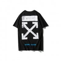 Off-White T-Shirts Short Sleeved O-Neck For Men #464571