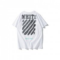Off-White T-Shirts Short Sleeved O-Neck For Men #464574