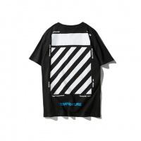 Off-White T-Shirts Short Sleeved O-Neck For Men #464576