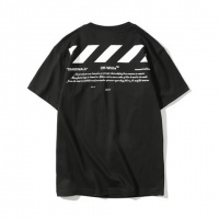 Cheap Off-White T-Shirts Short Sleeved O-Neck For Men #464578 Replica Wholesale [$24.25 USD] [W#464578] on Replica Off-White T-Shirts