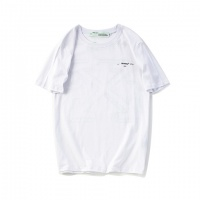 Cheap Off-White T-Shirts Short Sleeved O-Neck For Men #464584 Replica Wholesale [$24.25 USD] [W#464584] on Replica Off-White T-Shirts