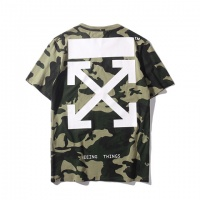 Cheap Off-White T-Shirts Short Sleeved O-Neck For Men #464593 Replica Wholesale [$28.13 USD] [W#464593] on Replica Off-White T-Shirts